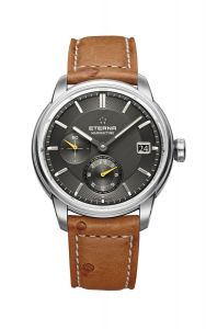 Eterna Adventic Manufacture GMT