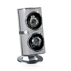 Designhütte Watch Winder Seno - Silver