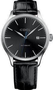 Ebel 100 Classic Black Dial