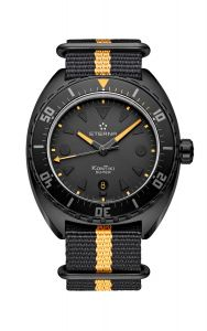 Eterna Super Kontiki Automatic Black Limited Edition
