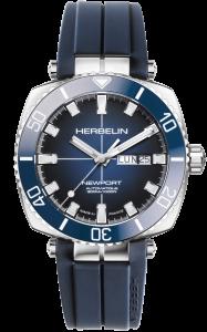 Michel Herbelin Newport Diver Automatic 42mm blå