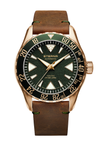 Kontiki Bronze Diver 44mm