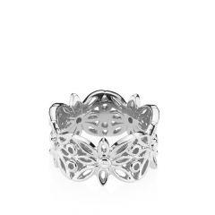 Izabel Camille Blossom Ring Sølv