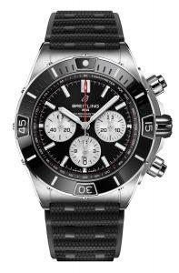 Breitling Super Chronomat B01 44 Sort