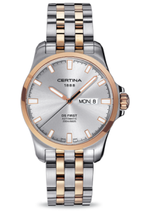 Certina DS First Day Date - C0144072203100