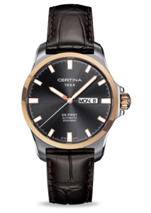 Certina DS First Day-Date - C0144072608100