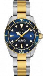 "Certina DS Action Diver ""Sea Turtle Concervancy"""