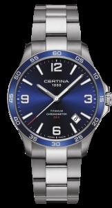 Certina DS-8 Titanium Q COSC