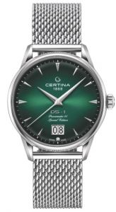 Certina DS-1 Big date 60th anniversary ds concept special edition 41mm