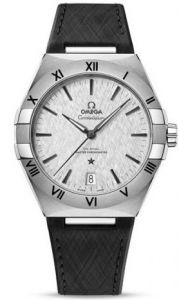 CONSTELLATION OMEGA CO‑AXIAL MASTER CHRONOMETER 41 MM steel