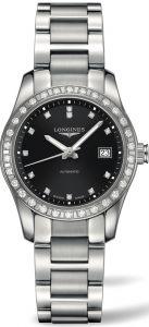 Longines Conquest Classic Ladies Diamonds 29,5mm