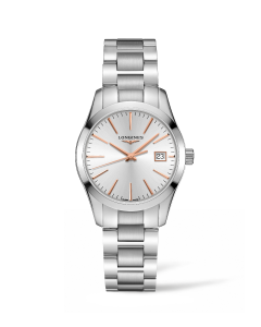 Longines Conquest Classic Ladies 34mm