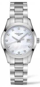 Longines Conquest Classic Ladies Diamonds 34mm
