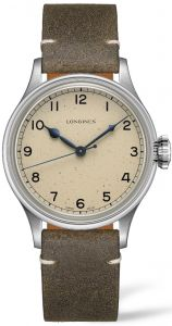 THE LONGINES HERITAGE MILITARY 38,5mm