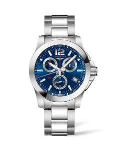 Longines Conquest 1/100TH Alpine Skiing