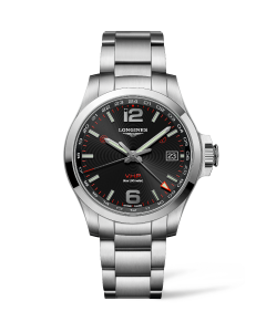Longines Conquest V.H.P. GMT