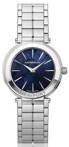 Michel Herbelin Newport Slim Quartz Dame Blå