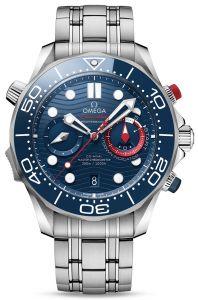 Omega Seamaster Diver 300M America's Cup