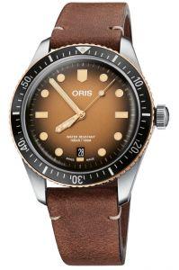 Oris Divers Heritage 65 Bicolor