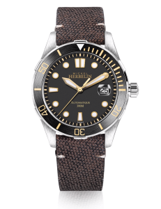 MICHEL HERBELIN TROPHY DIVER AUTOMATIC