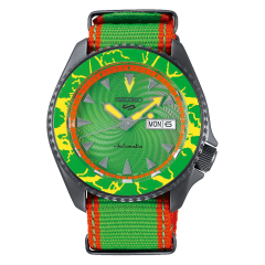 Seiko 5 Sports Street Fighter Limited Edition «Blanka»