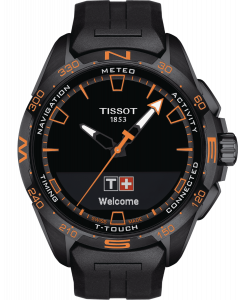 Tissot T-Touch Connect Solar Sort PVD