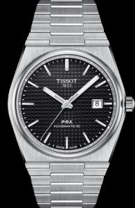 Tissot PRX Powermatic 80 Sort