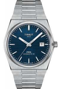 Tissot PRX Powermatic 80 Blå