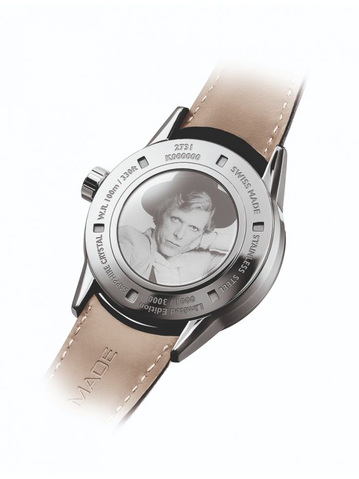 Raymond Weil Freelancer - David Bowie Limited Edition - 2731-STC-BOW01 - baklokk